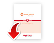 Download Mailing Services Guide Book