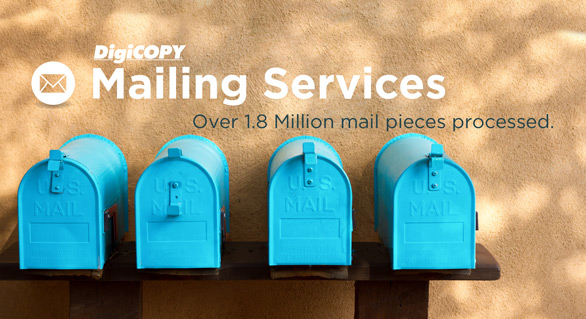 Mailing Services Made Easy