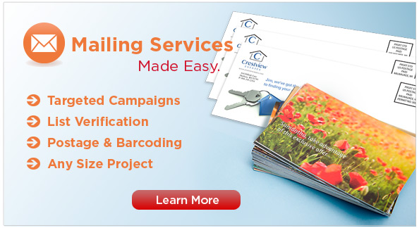 Mailing Services Made Easy at DigiCOPY