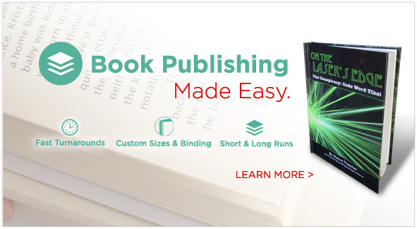 DigiCOPY Book Publishing - Print and Publish Your Book!